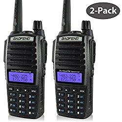 BaoFeng 2pcs UV-82 2-Pack Review