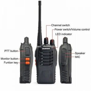 professional walkie talkies
